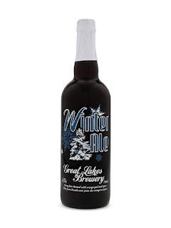 Great Lakes Winter Ale Bottle