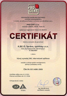 ISO 14001:2005 - AWIS