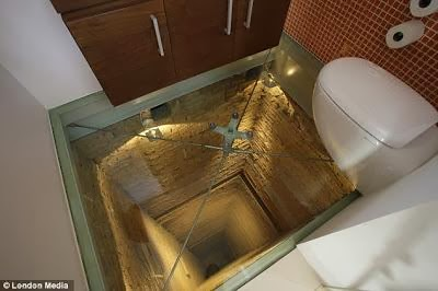 بالصور ... الحمام الأكثر رعبا فى العالم  - the most terrifying bathroom toilet in the world
