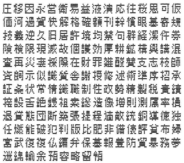 漢字 6年で習う漢字 : 学年別漢字配当表の画像一覧 ...