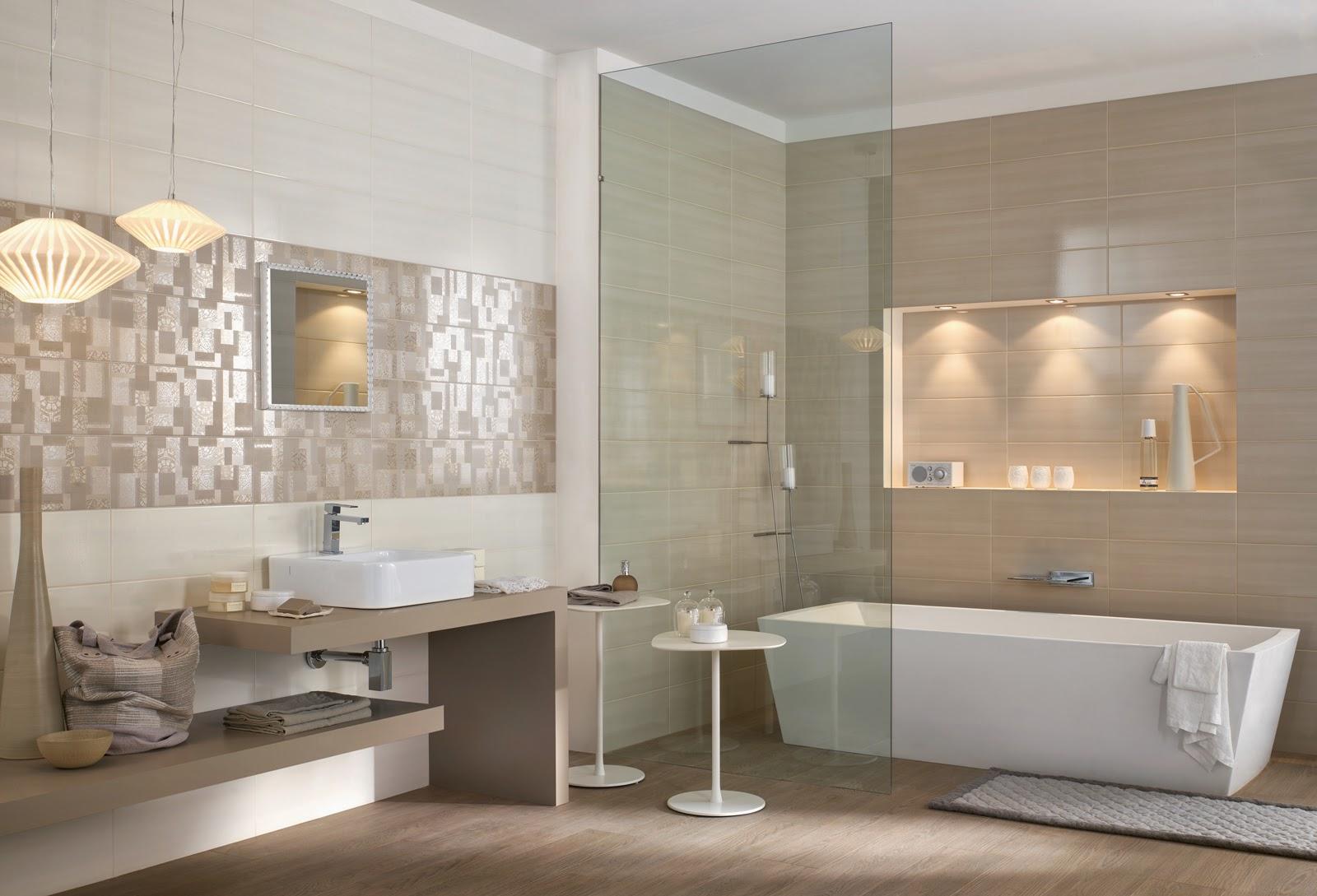 4bildcasa scegliere le piastrelle del bagno il colore parte terza - Colore piastrelle bagno ...