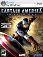 games Download   Capitão América Super Soldier PC (3D)  2011