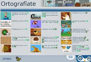 http://www.edu365.cat/primaria/muds/castella/ortografiate/index.htm