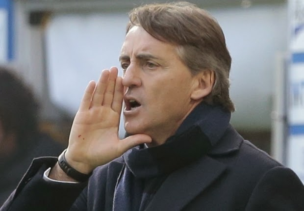 Roberto Mancini Kecewa