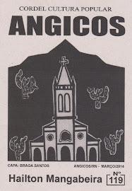 Cordel: Angicos, Nº 119. Março/2014