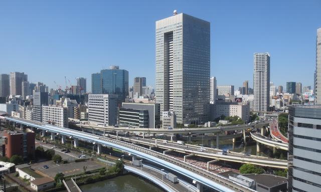 Tokio August 2014