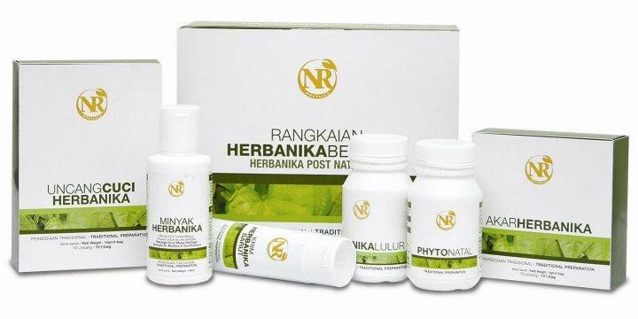 BARANGAN IBU DAN ANAK: Herbanika Bersalin Nona Roguy (NR)