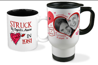 Personalized mug Valentines Gifts for Him