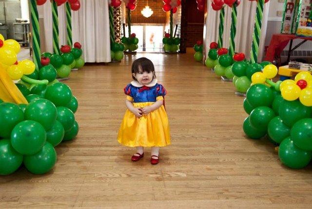Snow White Themed Wedding Ideas