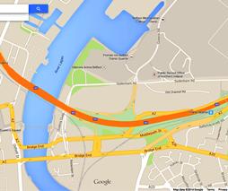 https://www.google.co.uk/maps/place/Belfast/@54.6025371,-5.9174056,15z/data=!4m2!3m1!1s0x4860fffdd7d08a3b:0x2e57162cefc7c531