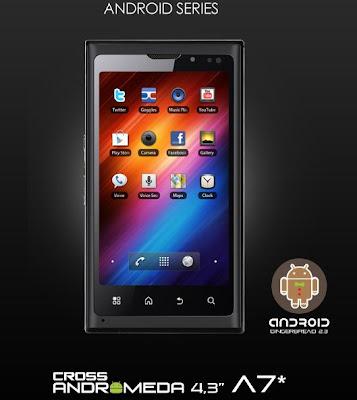 Daftar Harga Handphone Cross Desember 2012