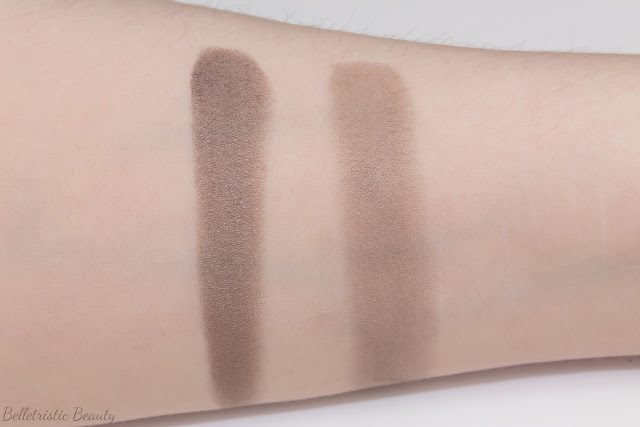 Burberry No. 27 Storm Grey Sheer Eyeshadow Eye Enhancer swatches, Summer 2014 in studio lighting