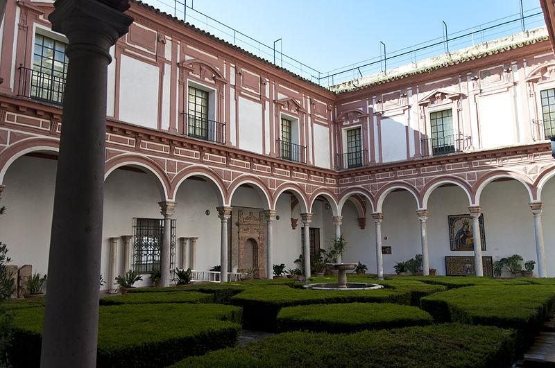 Seville Museo de Bellas Artes