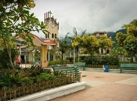 Cooperativa de Transportes Panamericana en Ponce Enríquez