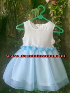 Baju anak tutu dress