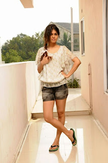 Shobha Spotted in a spicy Shorts beautiful spicy Pictures