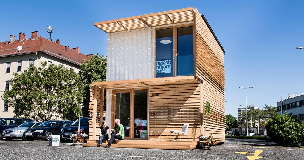 Casas contenedores commod house una casa modular hecha - Casa hecha de contenedores ...