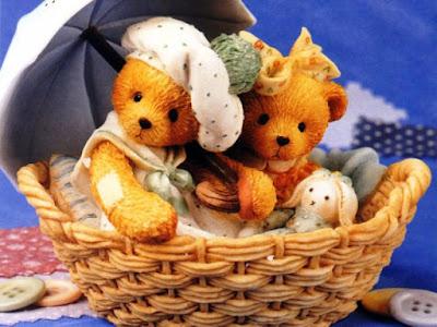 Cute Wallpaper Boneka Beruang