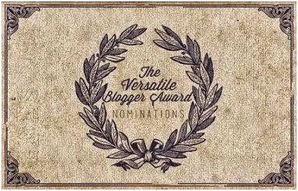 Versatile Blog Award Nominations