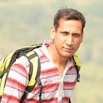 Santosh Kumar Gupta - co-founder of trekking club Bangalore Hikers