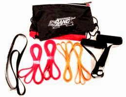 Starter Fitness Package of Resistant Bands
