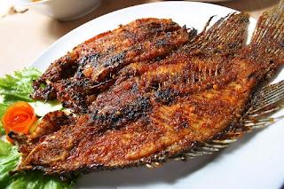 Resep Sambal Jahe Ikan Goreng Pedas