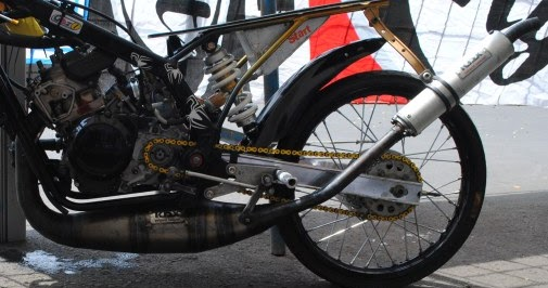 knalpot racing jogja knalpot kdx exhaust concept jogja