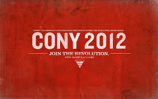 CONY 2012