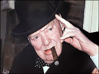 On this day: 30/11/1954 Churchill Turned 80