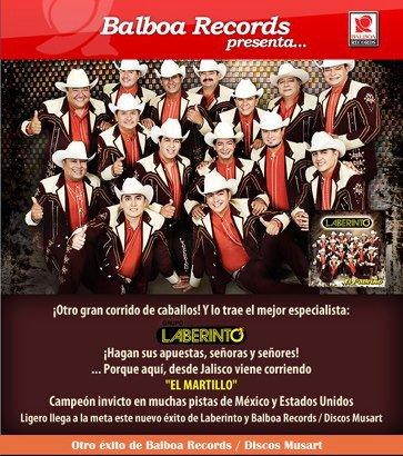 Grupo Laberinto - El Martillo (Corridos 2013) [www.descargarcorridos.com]