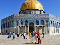 Mezquita de la roca. Jerusalén