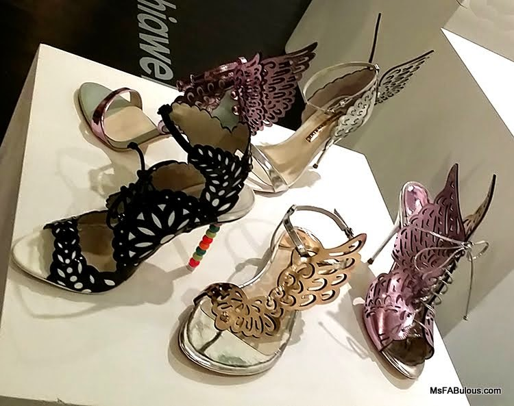 angel wing shoes