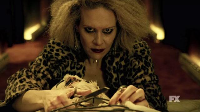 'American Horror Story: Hotel' supera los 12 millones de espectadores totales en su estreno