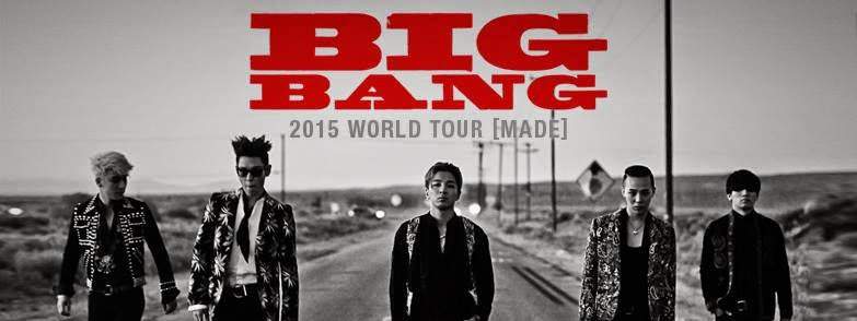 Tải ảnh bìa Bigbang đẹp nhất cho Facebook