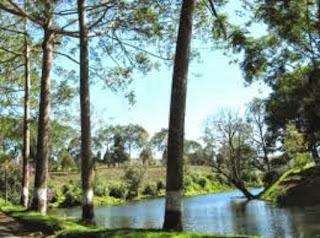 Telaga Sunyi, Tempat Rekreasi Atau Semedi.?