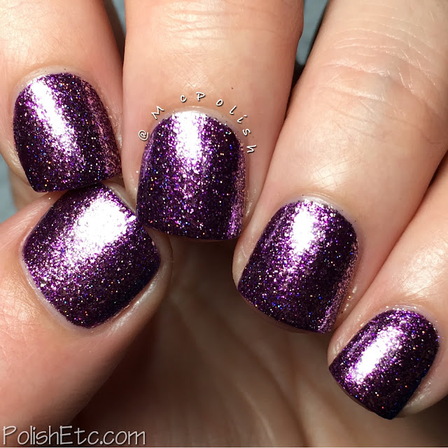 KBShimmer - Birthstone Collection - McPolish - Amethyst