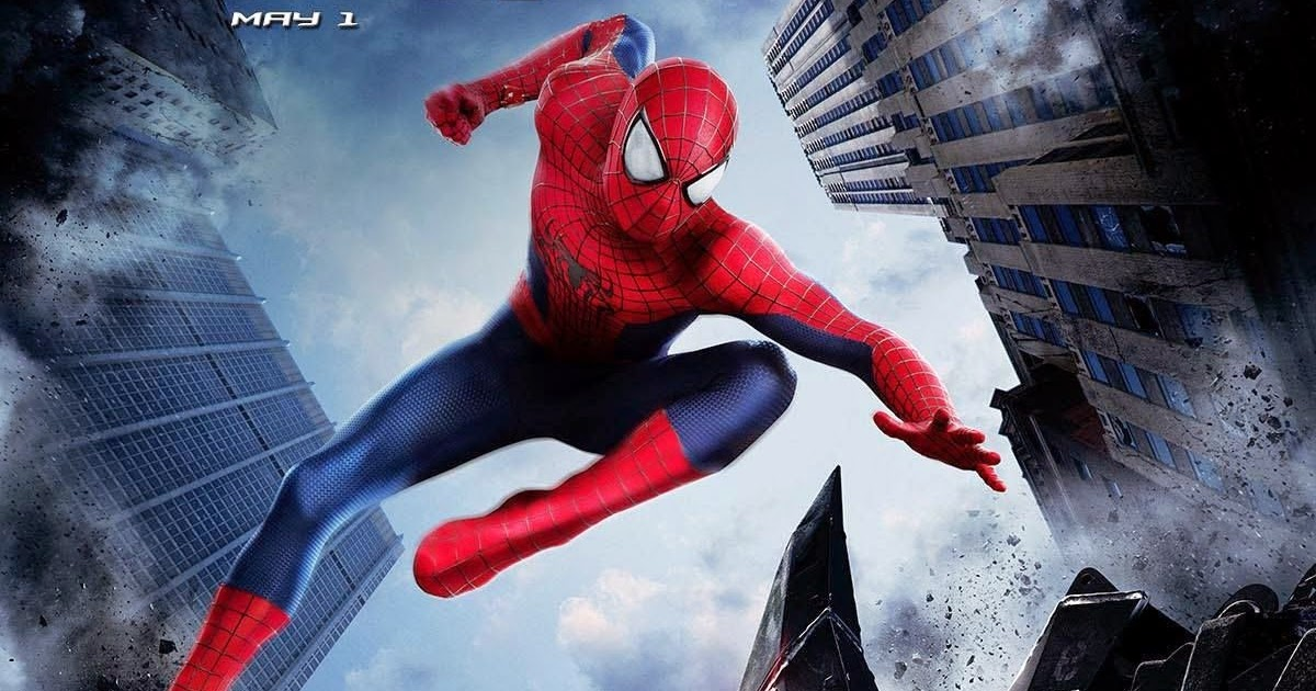 Amazing Spider-Man 2 (2014) Blu-Ray ~ IMoviez