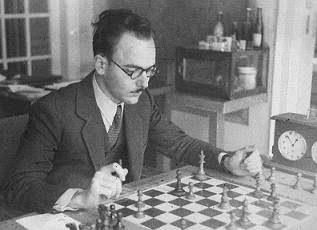 El ajedrecista Vicenç Vallès