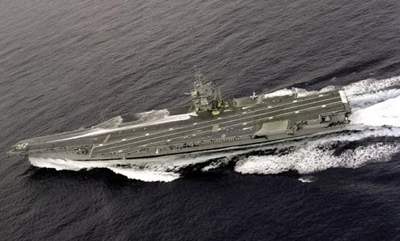 CVN-65 USS Enterprise Aircraft Carrier
