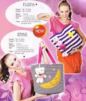 model tas wanita