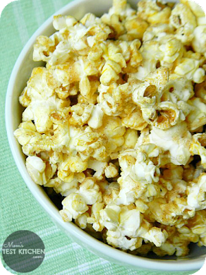 Mom's Test Kitchen: Monkey Bread Popcorn