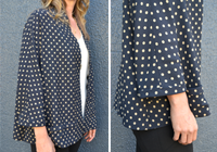 Sewing Pattern: Tokyo Jacket
