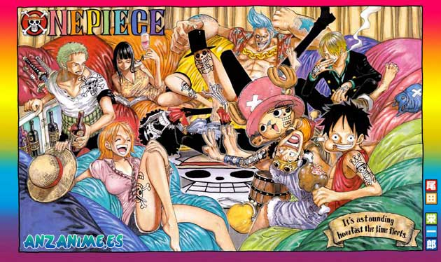 One Piece Manga Tomos Español descargar mediafire