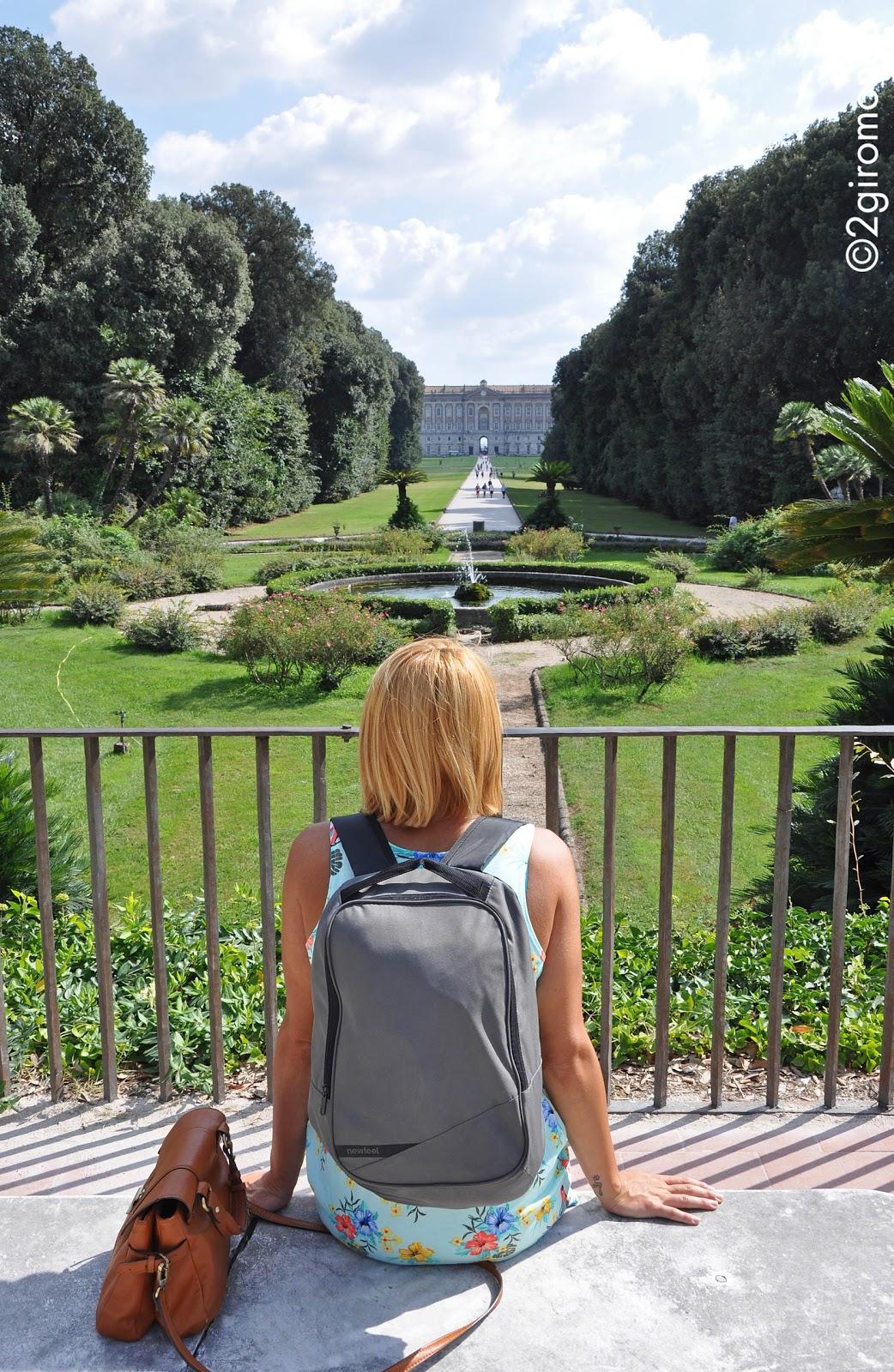 Parco, Reggia di Caserta