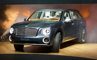 Bentley Shelved Sports Coupe