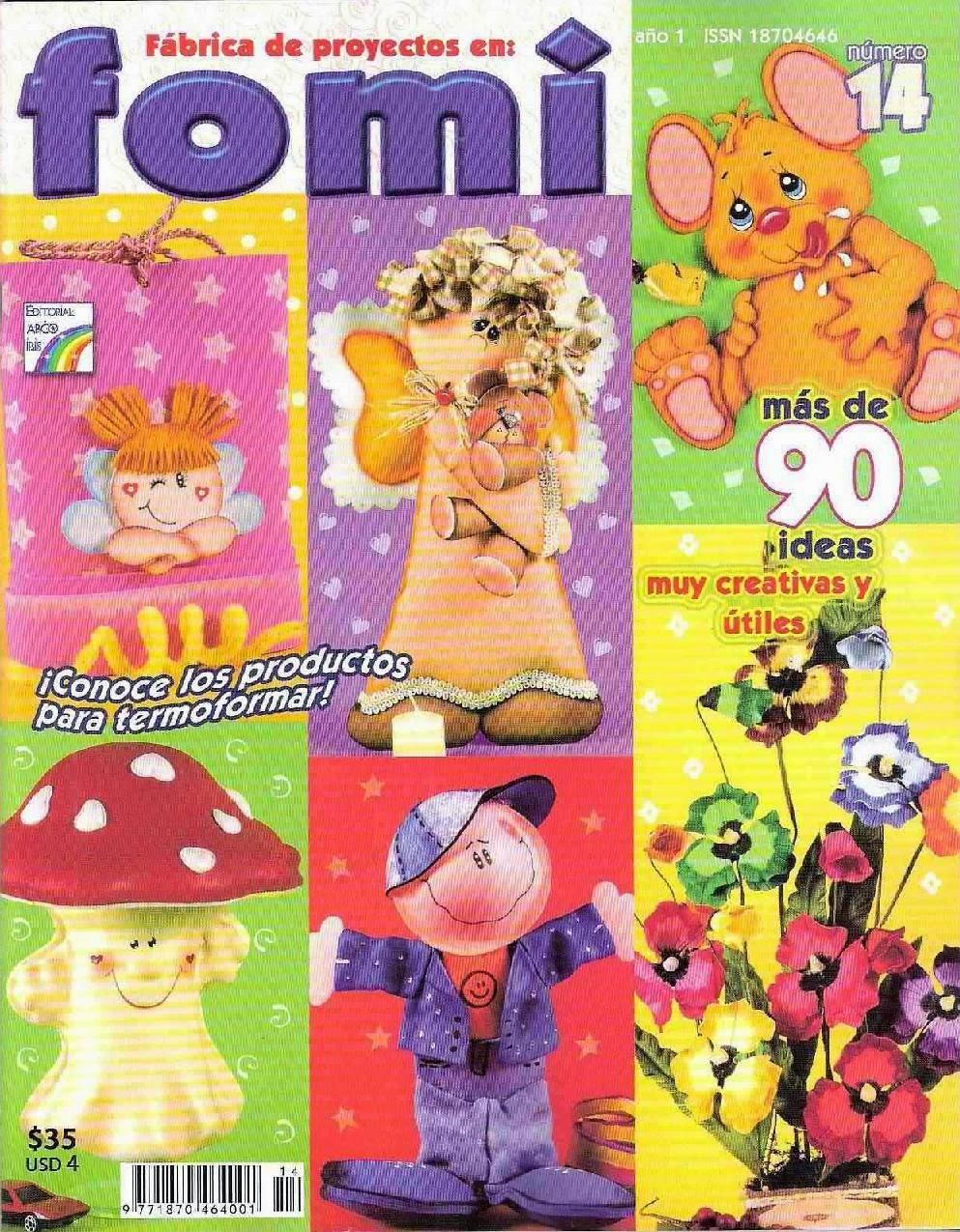 moldes para muñecos en foami - <datvara:blog.title></datvara:blog ...