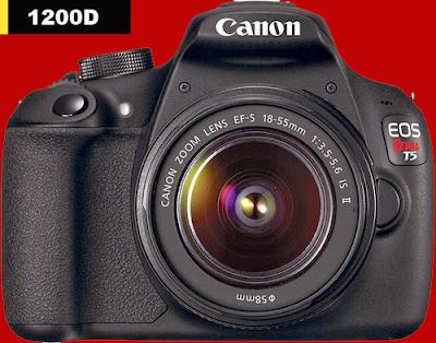 Canon EOS 1200D/Rebel T5
