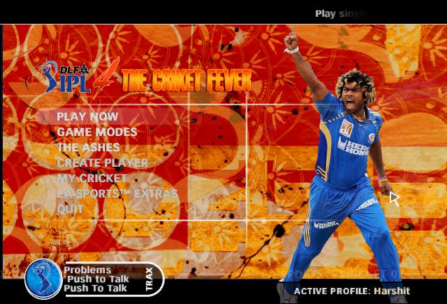 About DLF IPL Cricket Game