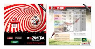 Yo soy Zamora. Díptico de la campaña 2013
