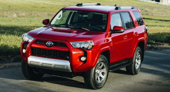 2017 Toyota 4Runner Redesign Concept Price Release Date